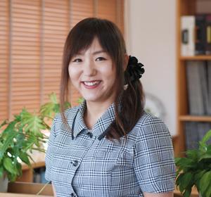 スタッフ:平山 昌子