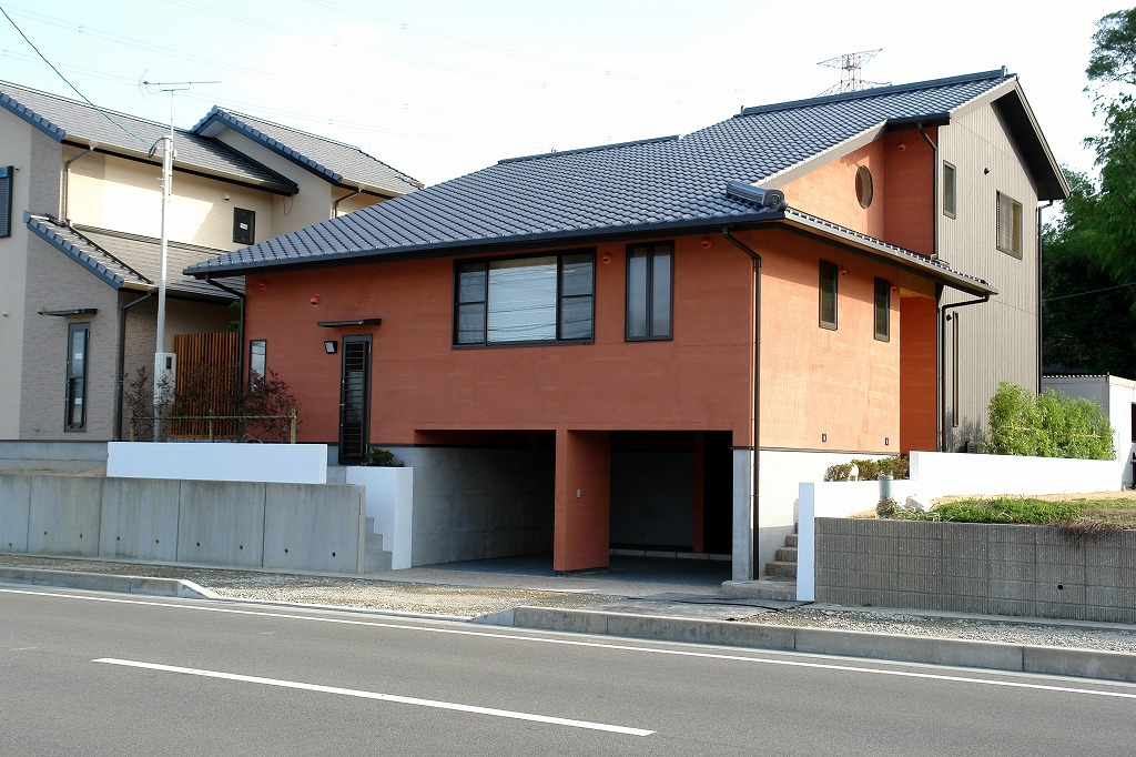 E邸(筑紫野市 悠の家)