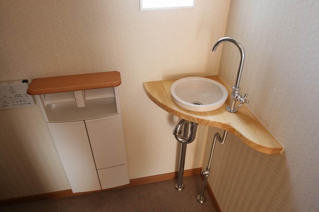 カテゴリ別:造作手洗い(トイレ)