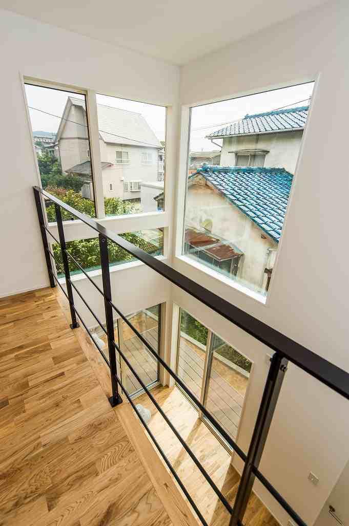 N邸(筑紫野市 R+house)