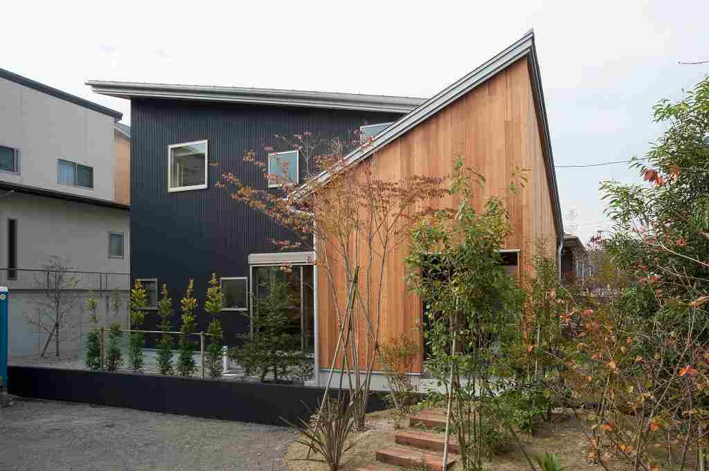 O邸(筑紫野市 R+house)