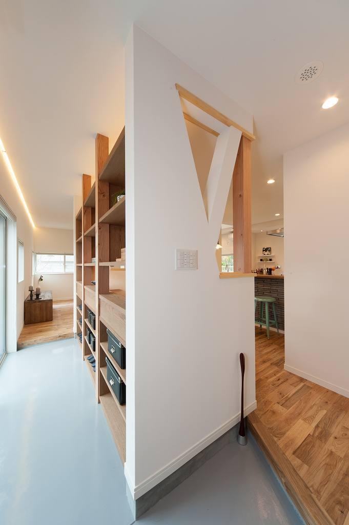 カテゴリ別:O邸(筑紫野市 R+house)
