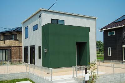 東小田建売住宅『MADOKA with 外断熱』 公開終了いたしました